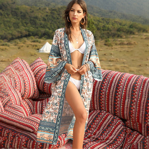 Aries Sexy Beach Cover Up Swimwear