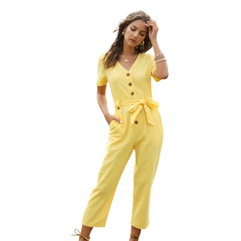 Fearless Girl Scarlett Party Trousers Jumpsuit