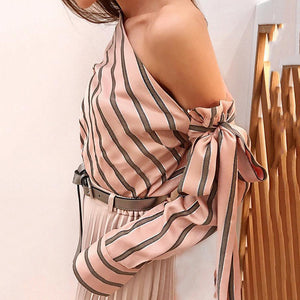 Fearless Girl Sophie Striped Blouse