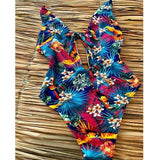 Laura High Waisted Bathing Suit