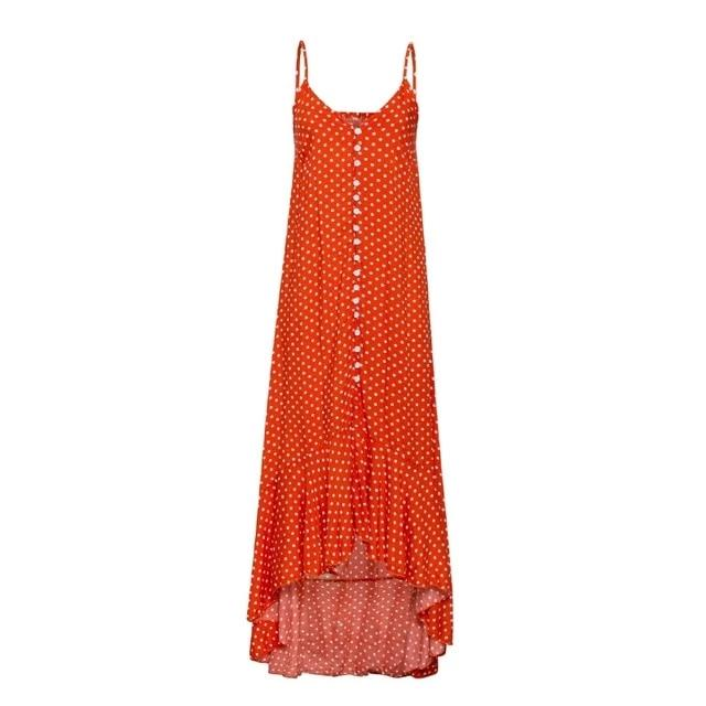 Luna Bohemian Summer Dress