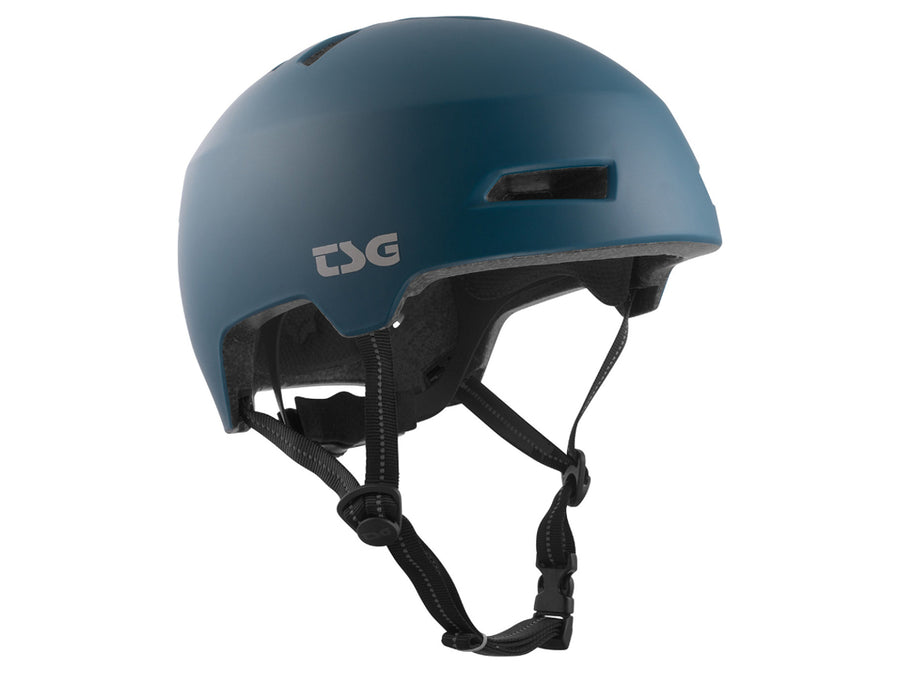 Casco Tsg Status Solid Satin Night Teal L/xl-0