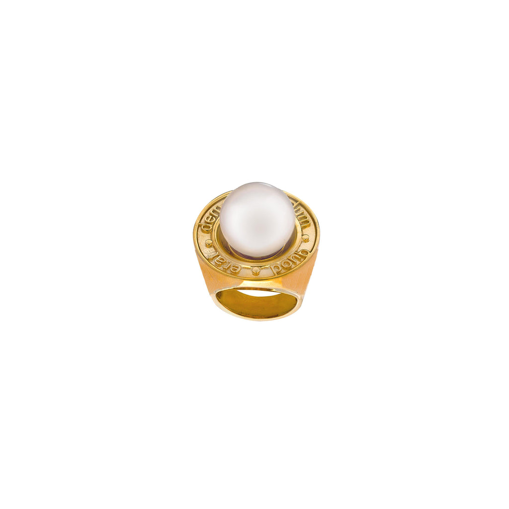 QED Pearl Ring