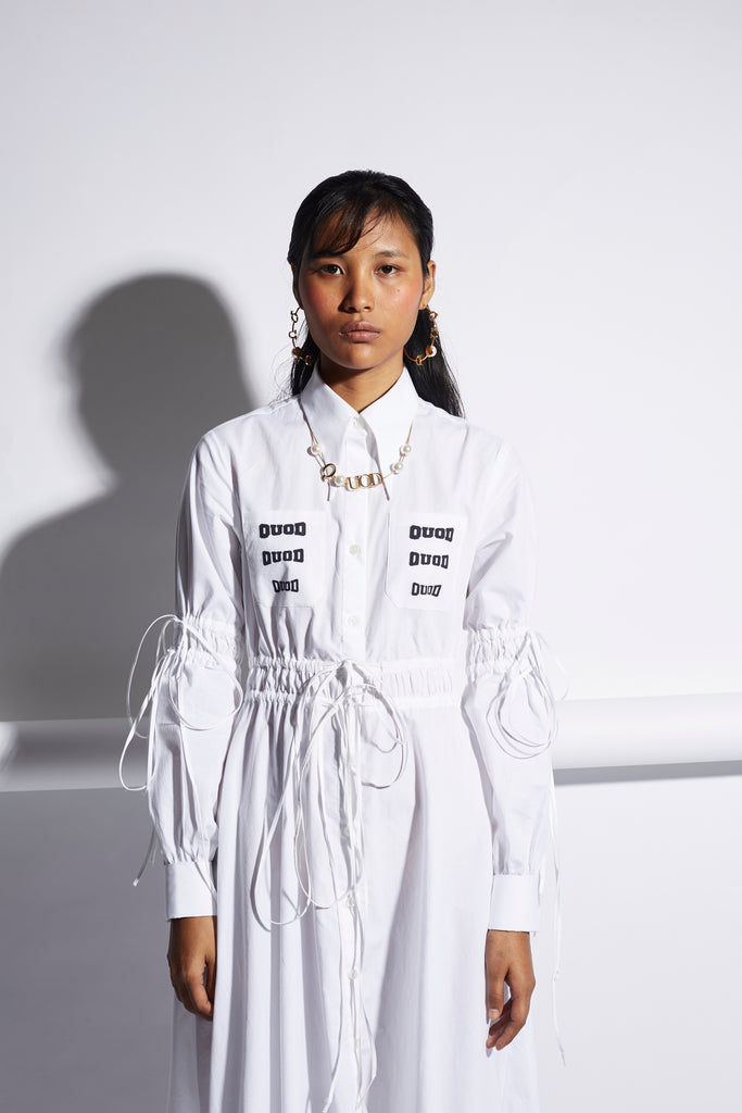 Triple QUOD Shirt Dress