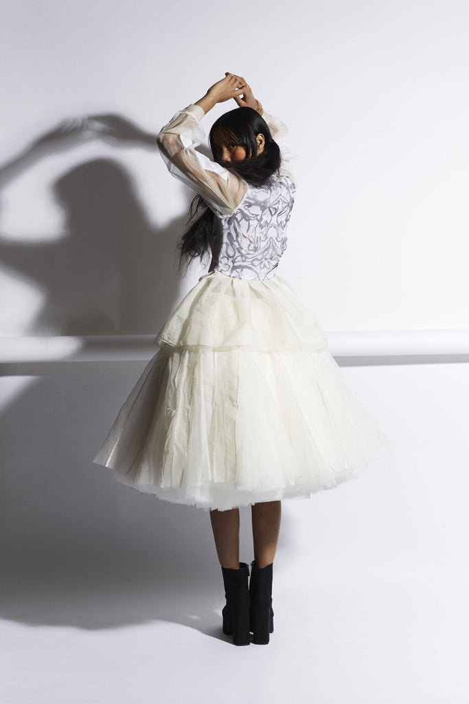 Organza Valley Skirt
