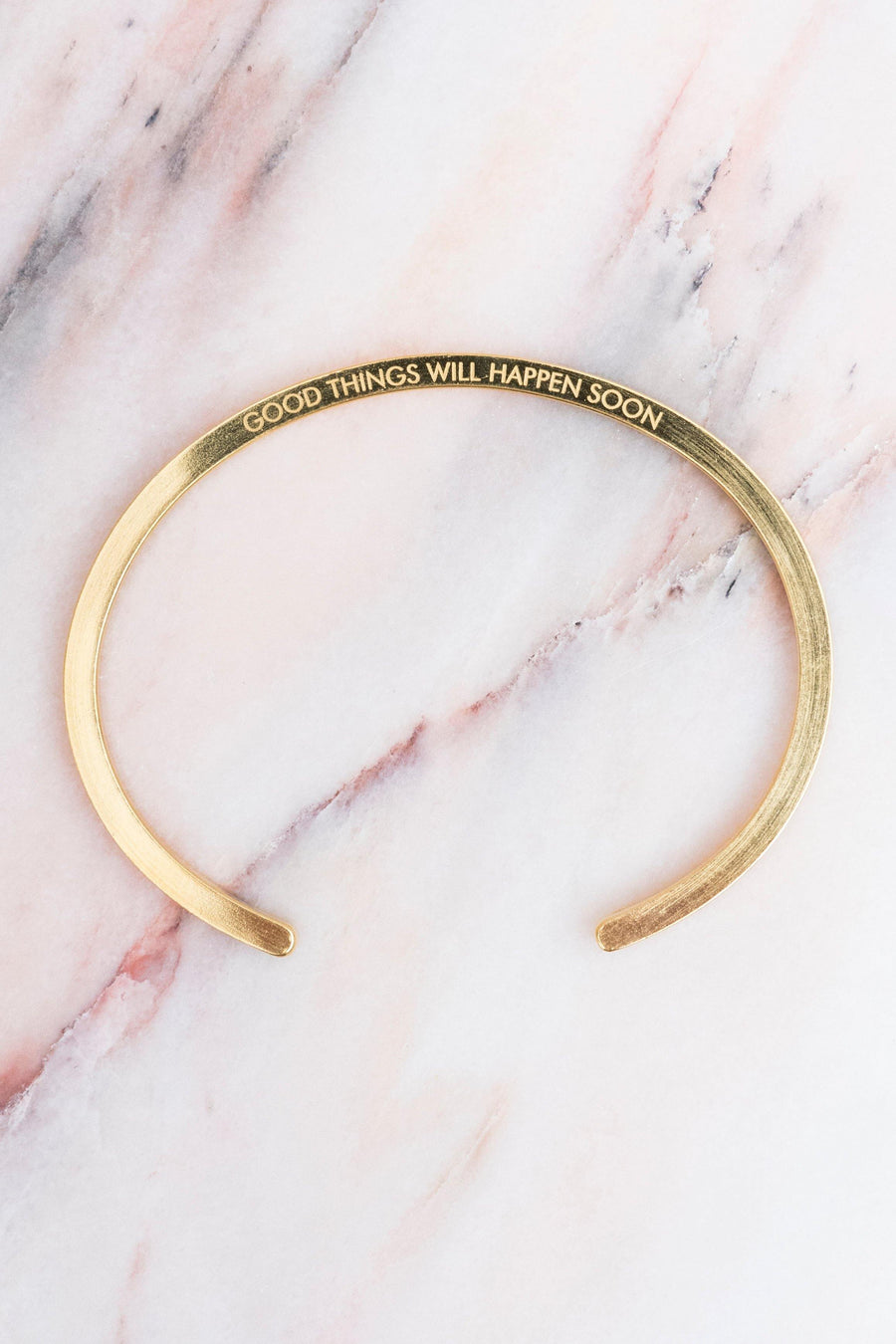 Kiki Dieterle x The Good Store Bracelet gold plated