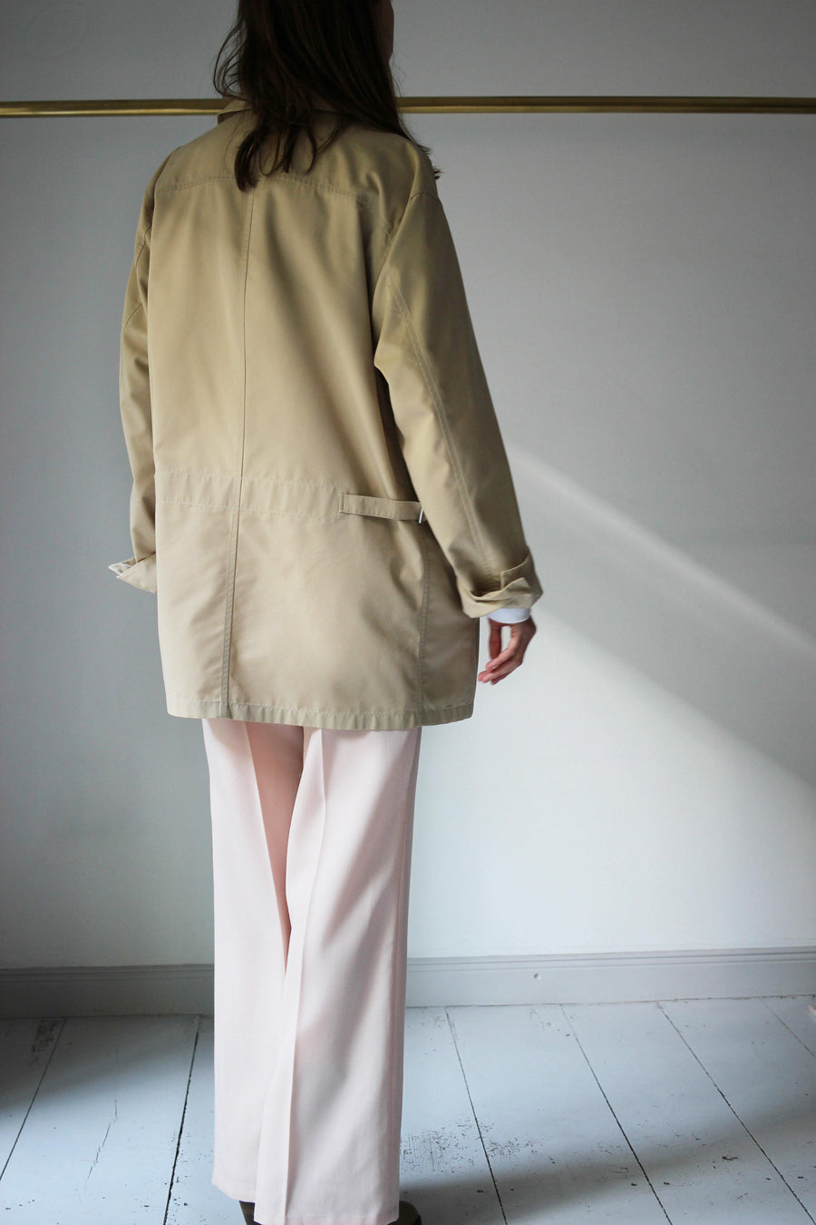 JIL SANDER  Short Trench - The Good Store Berlin
