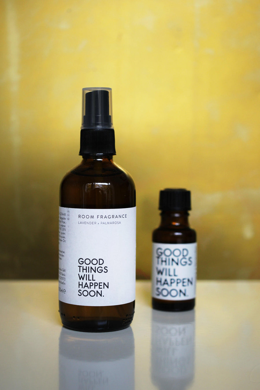 Good Things Will Happen Soon x Coudre Berlin Room Fragrance
