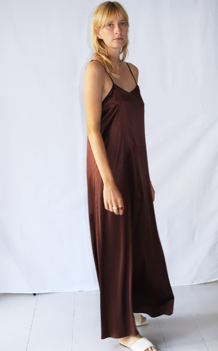 GOOD SLIP DRESS SILK