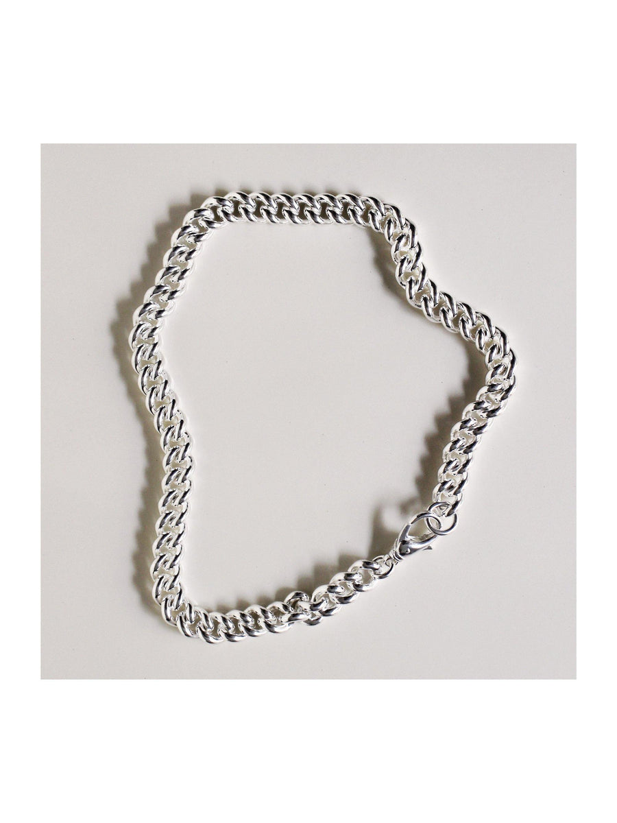 SOLID GOOD  Bracelet No. ONE - silver - The Good Store Berlin