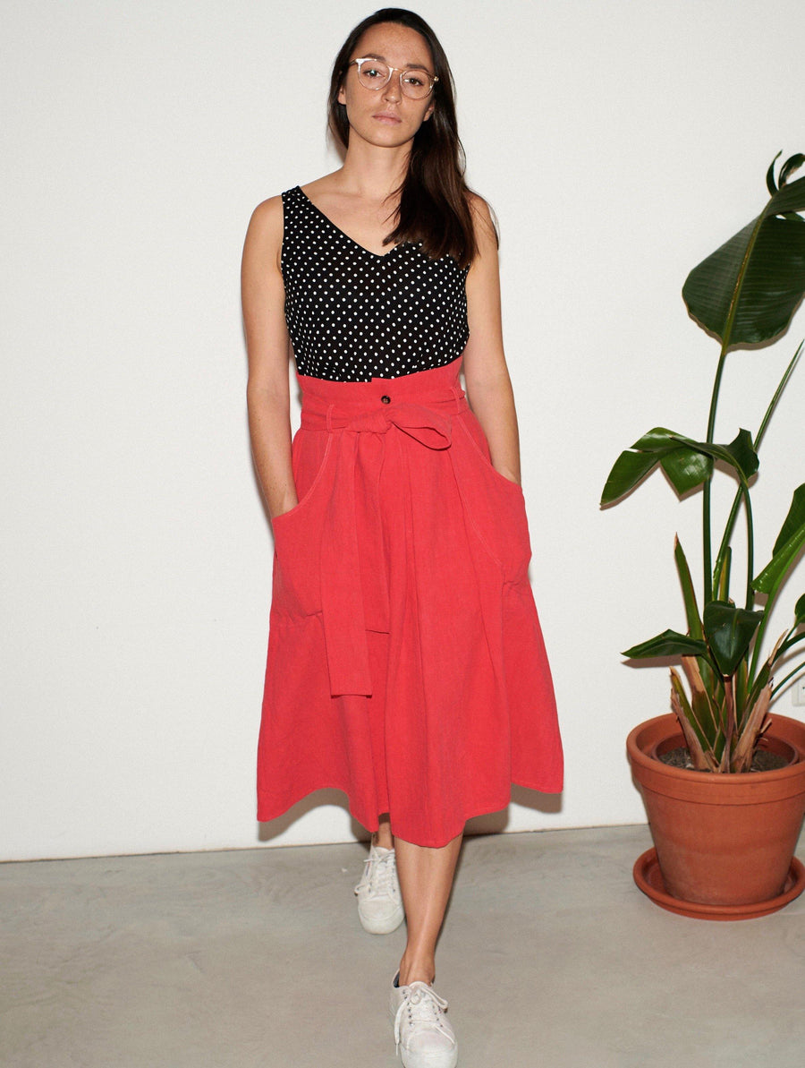 THONE NEGRON Atlantis Skirt - The Good Store Berlin
