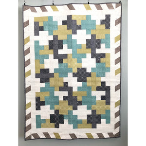 Zen Studio Quilt Pattern Instant PDF Download