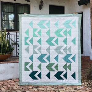 Pressure Point Quilt Pattern Instant PDF Download