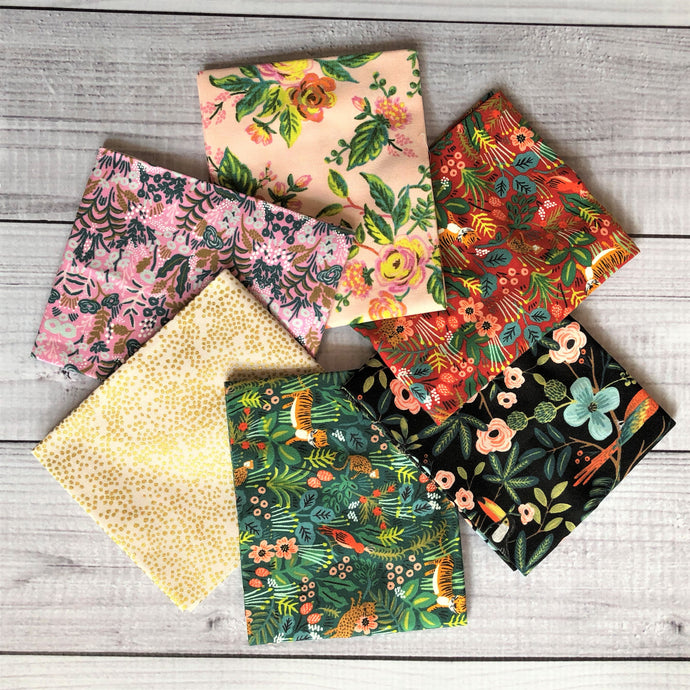 Menagerie Fat Quarter Bundle