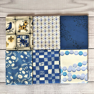 Assorted Fat Quarter Bundle- Cotton + Steel