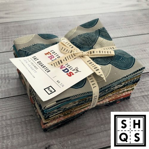 Imagined Ladscapes Fat Quarter Bundle- Jen Hewett for Cotton + Steel