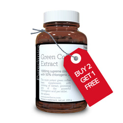 Green Coffee Bean tablets - buy 2 get 1 free jpg