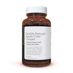 Double Strength Apple Cider Vinegar 1000mg x 180 Tablets