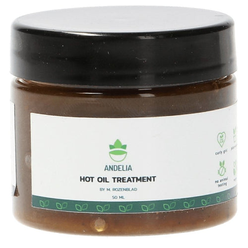 Hot Oil Treatment 50ml Vet