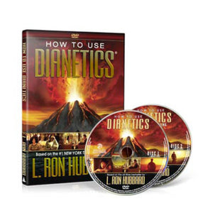 HOW TO USE DIANETICS - BOOK ON FILM (DVD)