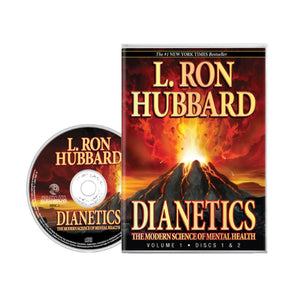 Dianetics Audiobook (CD)