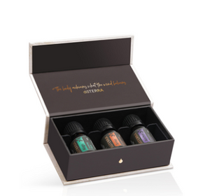 doTerra Yoga Essential Oils Collection