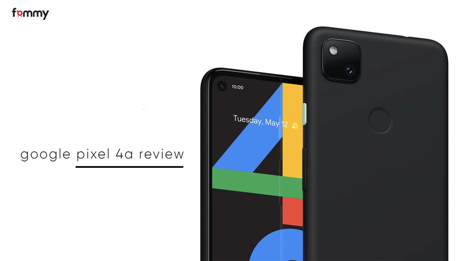 Google Pixel 4a Review - High End Features at Only $349