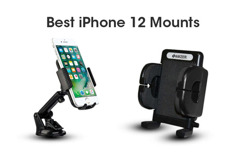 Best iPhone 12 Mount | Fommy