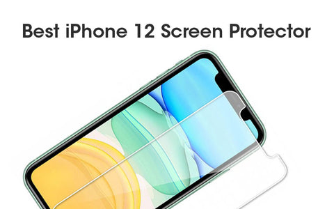 Best iPhone 12 Screen Protector | Fommy