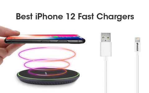 Best iPhone 12 Fast Chargers | Fommy