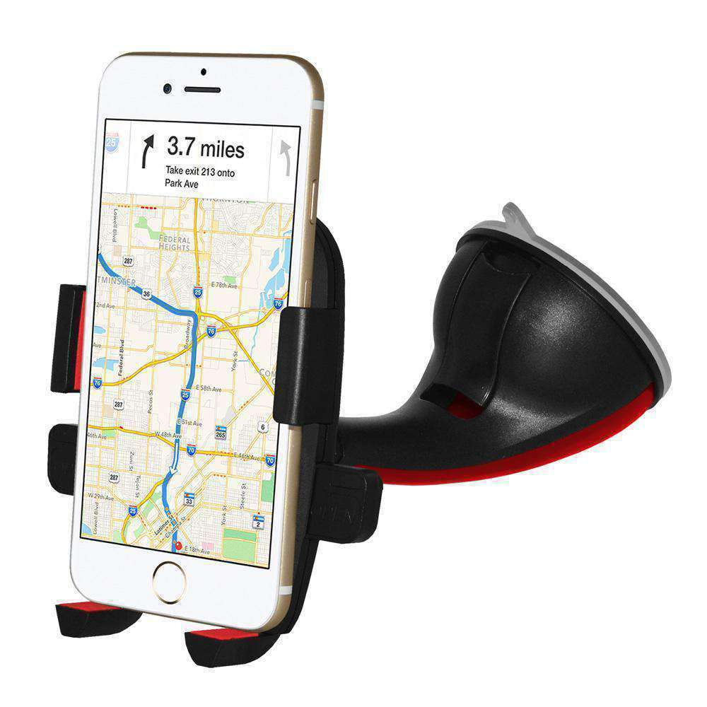 Universal Suction Cup Car Mount for Phone - fommystore