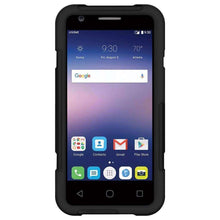 Load image into Gallery viewer, AMZER Dual Layer Hybrid Case With KickStand for Alcatel Acquire - fommystore