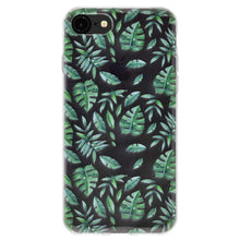 Load image into Gallery viewer, Soft Gel TPU Soft Skin Case Woodland Fern for iPhone 6 - Clear - fommystore