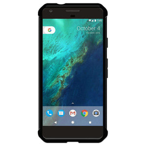 SlimGrip Bumper Hybrid Hard Shockproof Case for Google Pixel XL - fommystore