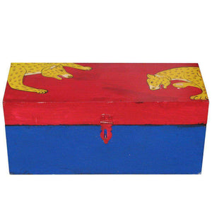 Hand Painted Wooden Keepsake Box - fommystore