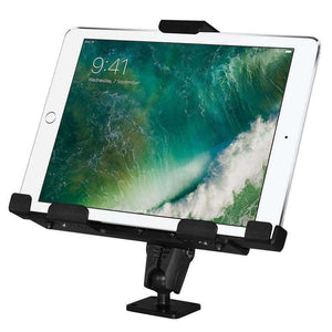 Amzer Universal Mount Locking Adjustable Tablet Mount with Key Lock - fommystore