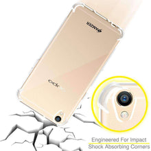 Load image into Gallery viewer, AMZER Pudding TPU Soft Skin X Protection Case for Oppo R9 Plus - Crystal Clear - fommystore