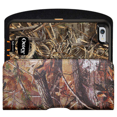 Horizontal PU Leather Camo Pouch Case for iPhone 7 Plus / iPhone 8 Plus - Camo - fommystore