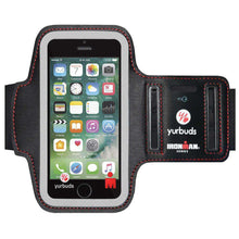 Load image into Gallery viewer, Yurbuds® IronMan Series Sport Armband for iPhone 5/ SE  for iPhone 5 - Black - fommystore