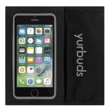 Load image into Gallery viewer, Yurbuds® Ergosport Reflective Sports Running Armsleeve - Black for iPhone 5 - fommystore
