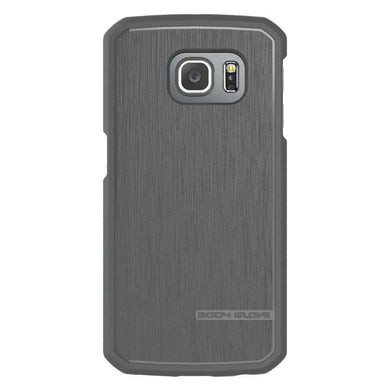 Body Glove Satin-Gel Case - Charcoal for Samsung Galaxy S6 edge Plus SM-G928F - fommystore