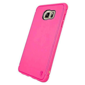 BodyGuardz Shock Case with Unequal Technology - Pink for Samsung Galaxy Note 5 SM-N920F - fommystore