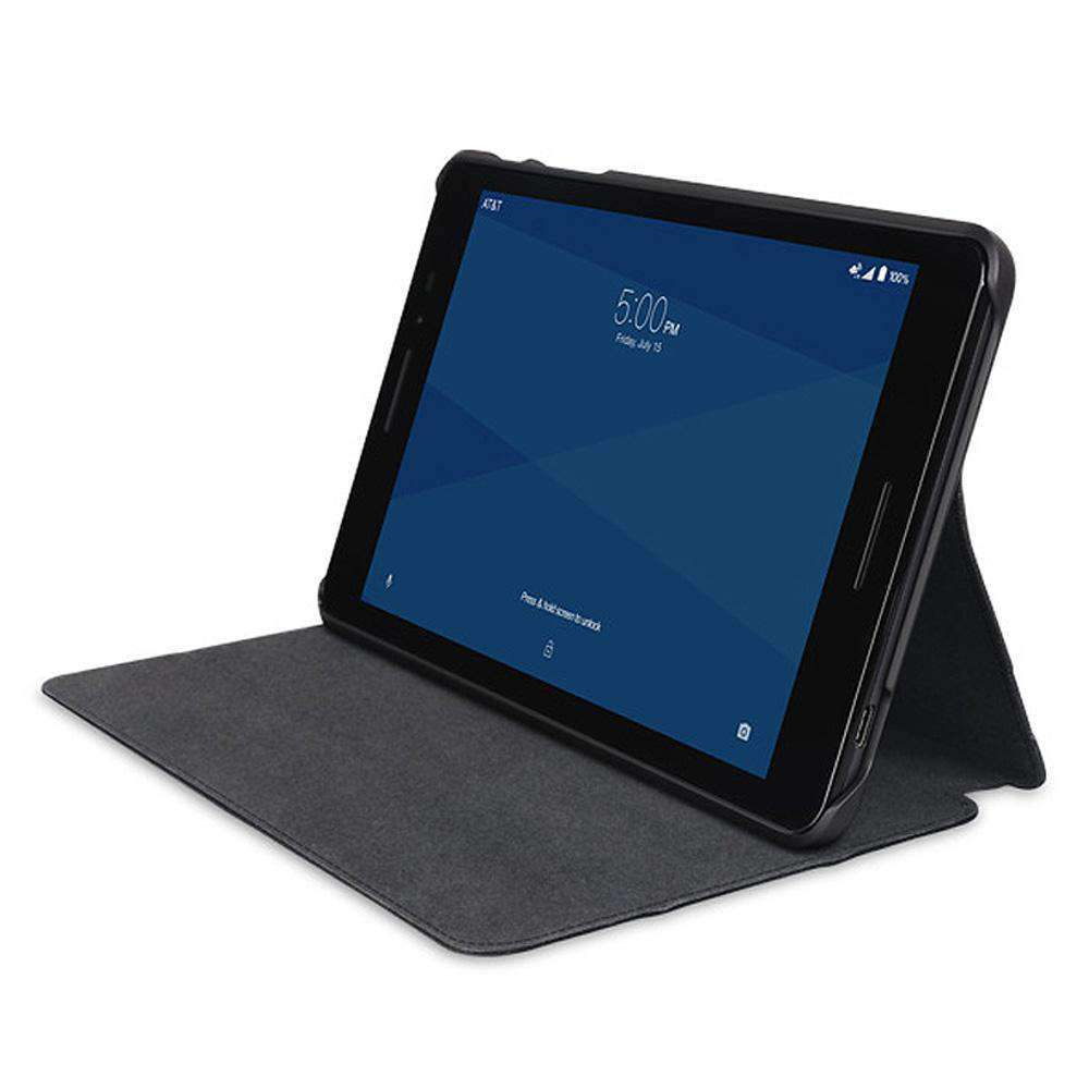ZTE Folio Case - Black - fommystore