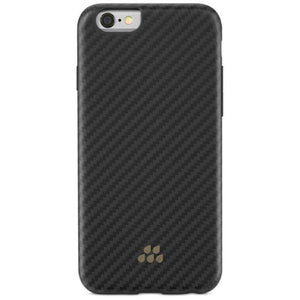 Evutec Karbon SI Snap On Case for iPhone 6 - Osprey S Black/Grey - fommystore