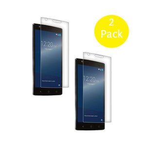 BodyGuardz ScreenGuardz HD Screen Protector for ZTE ZMAX 2 - 2 Pack - fommystore