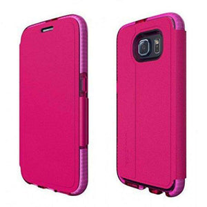 Tech21 Evo Wallet Case - Pink for Samsung Galaxy S6 SM-G920F - fommystore