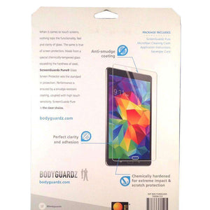BodyGuardz ScreenGuardz HD Crystal Clear Screen Protector for Samsung Tab S 8.4 - fommystore