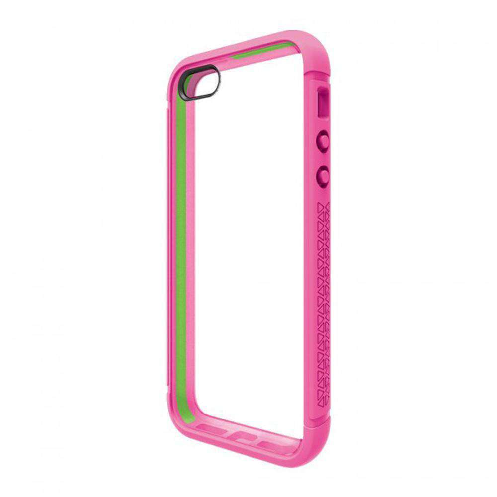 BodyGuardz Contact Case with Unequal Technology - Pink for iPhone 5 - fommystore