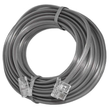 Load image into Gallery viewer, GE High Quality Durable Telephone Accessory Line Cord 2 Ft. - Satin
