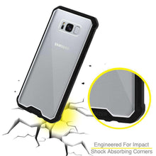 Load image into Gallery viewer, SlimGrip Bumper Hybrid Hard Shockproof Case for Samsung Galaxy S8 Plus - fommystore